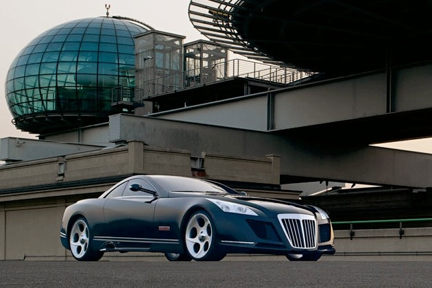 2017 Maybach Exelero photo - 1