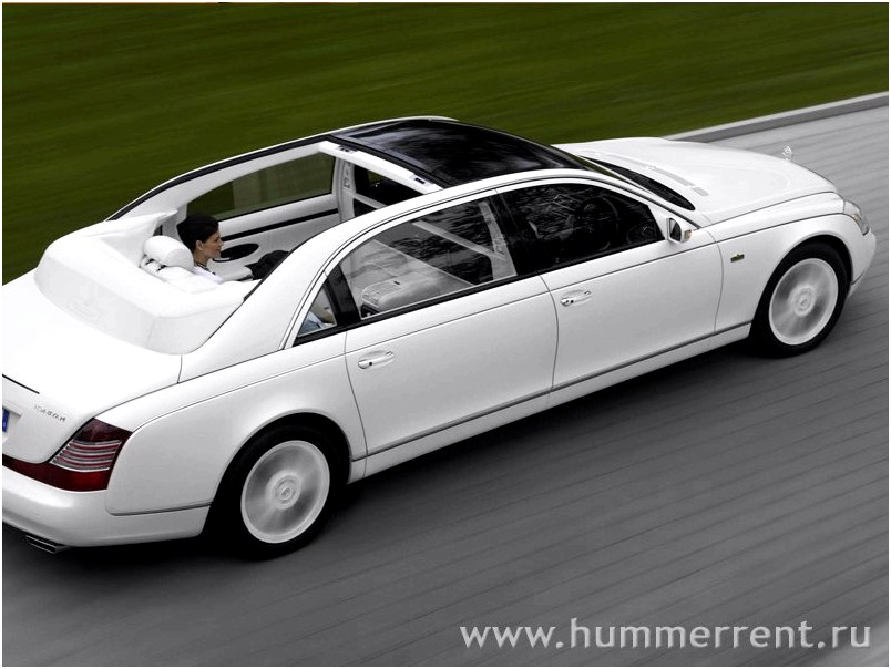 2017 Maybach Landaulet photo - 4