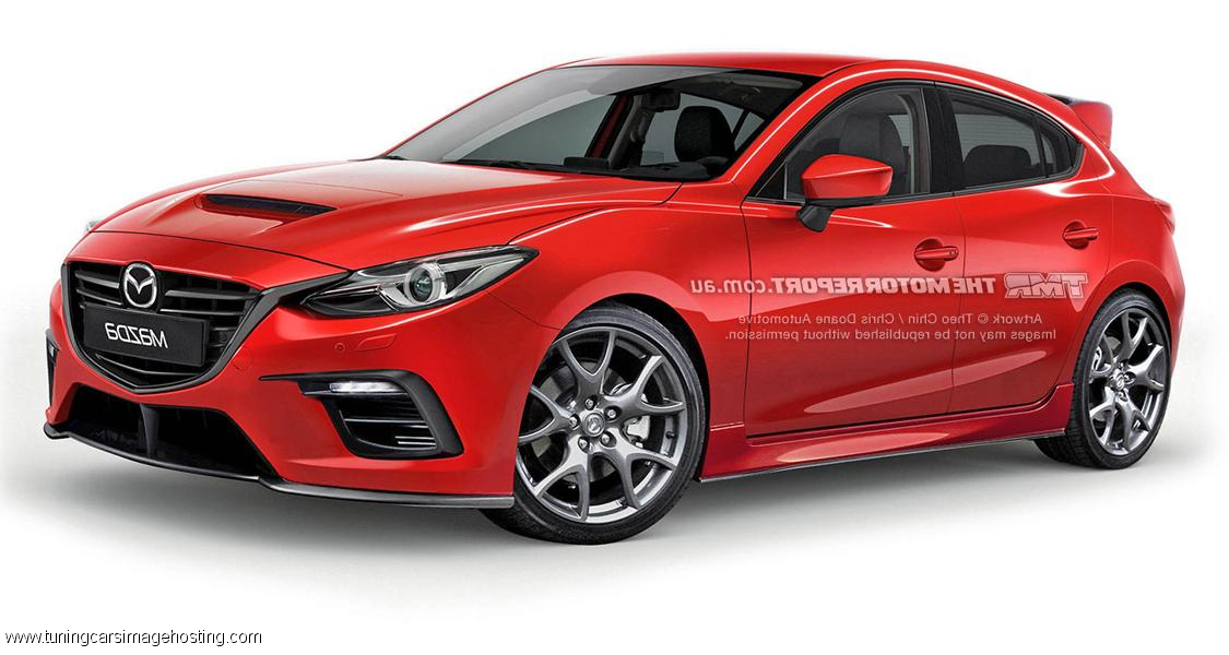 2017 Mazda 3 Mps Car Photos Catalog 2018