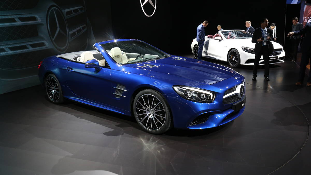 2017 mercedes benz 230 sl roadster car photos catalog 2018