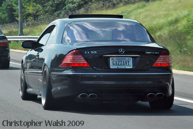 Image Gallery Mercedes Benz Cl55