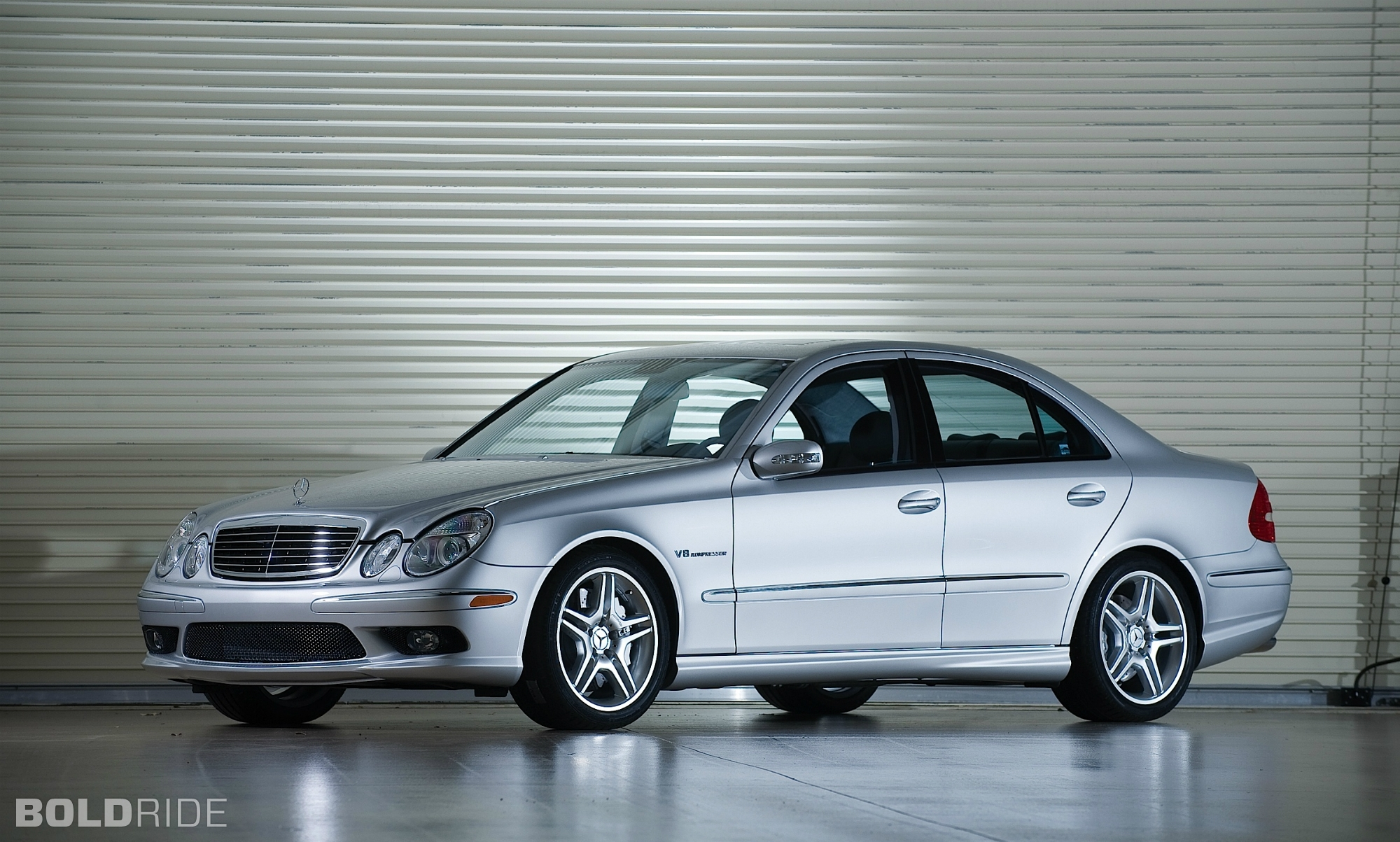 Image gallery mercedes e55 for Mercedes benz e55 amg wagon for sale