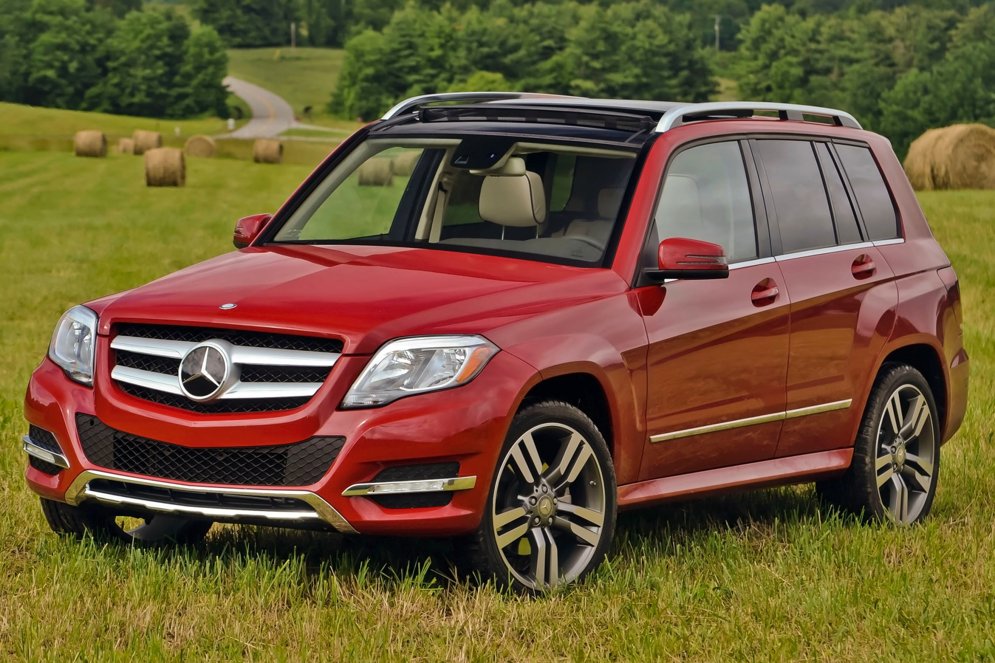 2017 Mercedes Benz Glk Cl Photo 4