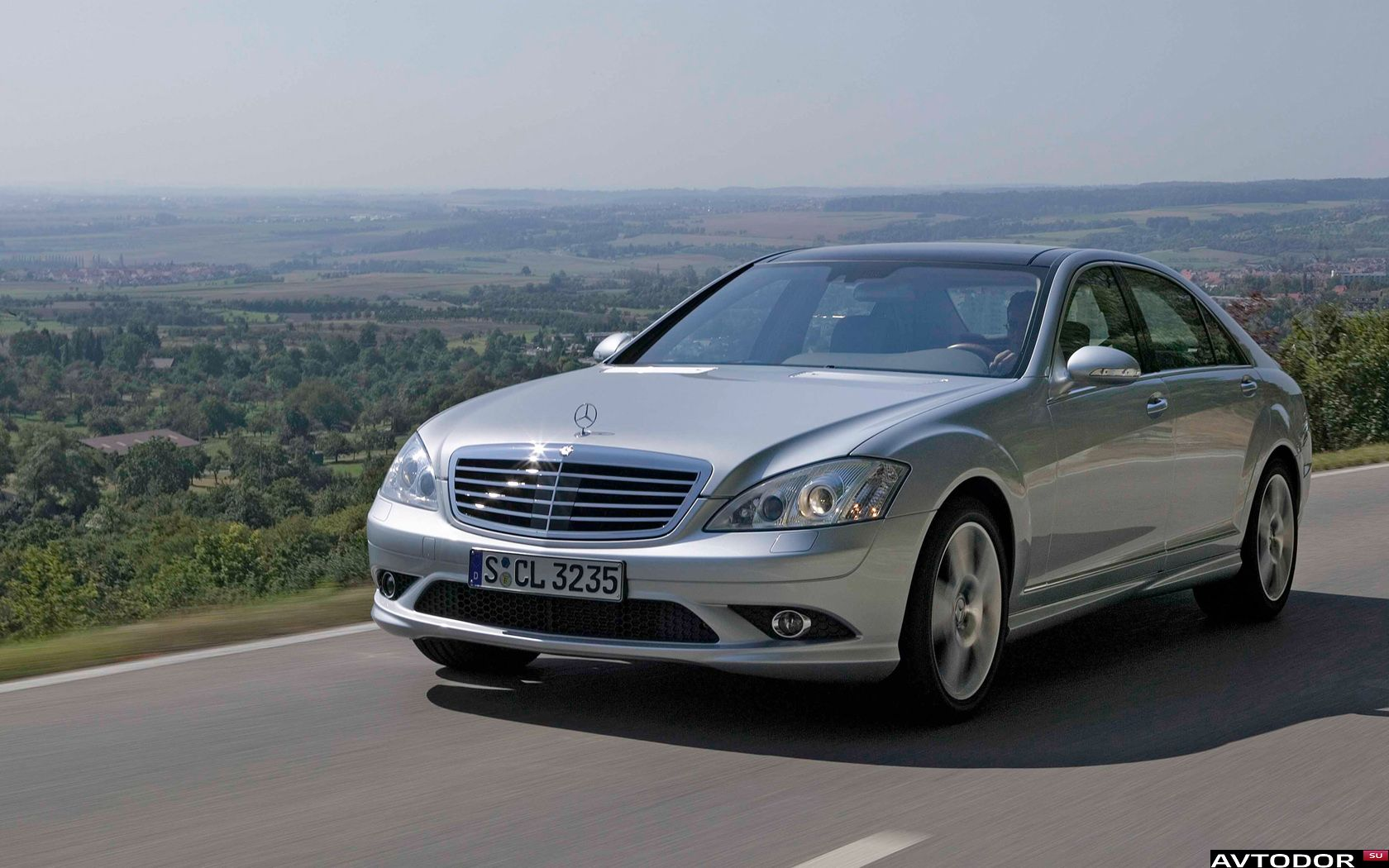 2017 Mercedes Benz S Class AMG Sports Package photo - 4