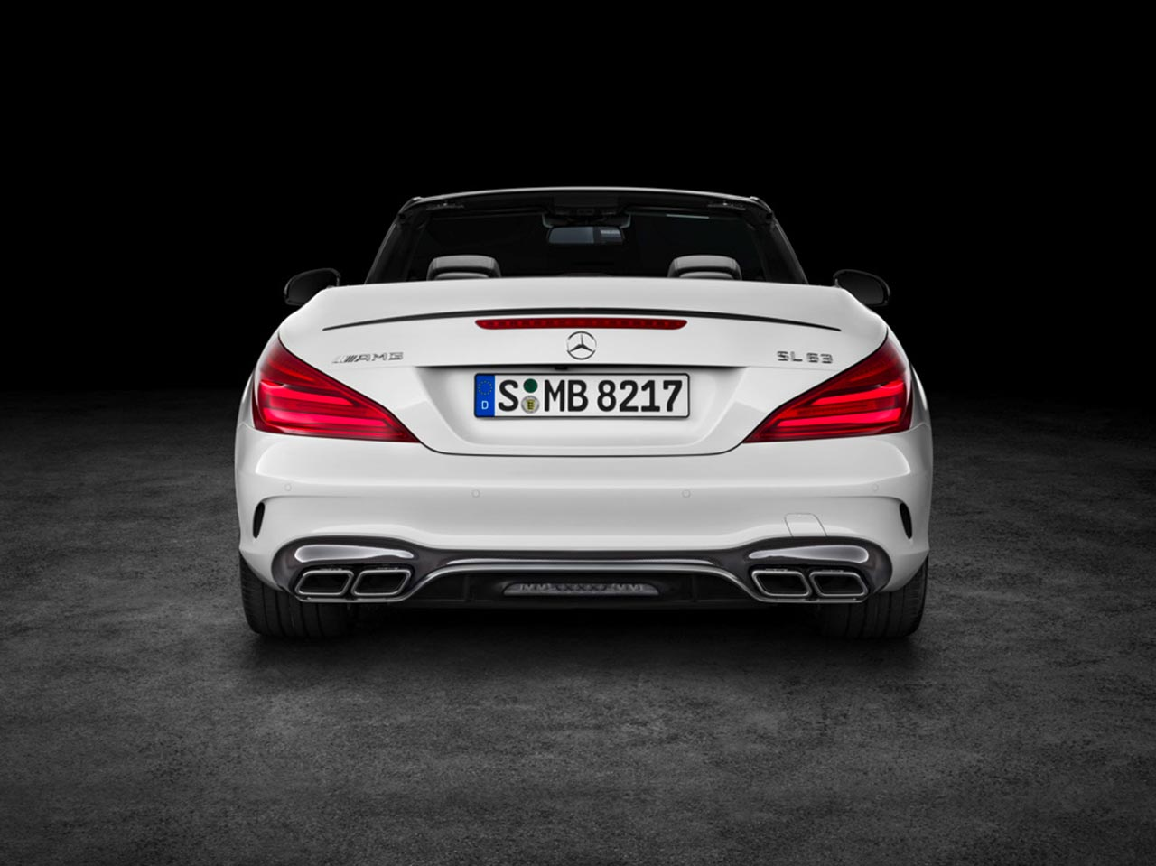 2017 Mercedes Benz SL 65 AMG photo - 1