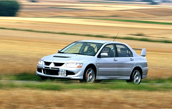 2017 Mitsubishi Lancer Evolution VIII European Version | Car Photos Catalog 2017