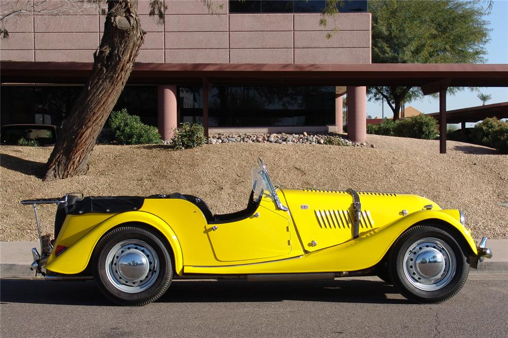 2017 Morgan Roadster Car Photos Catalog 2018