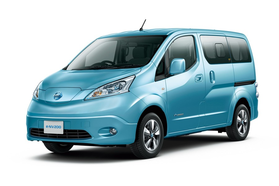 2017 Nissan e NV200 Concept photo - 4