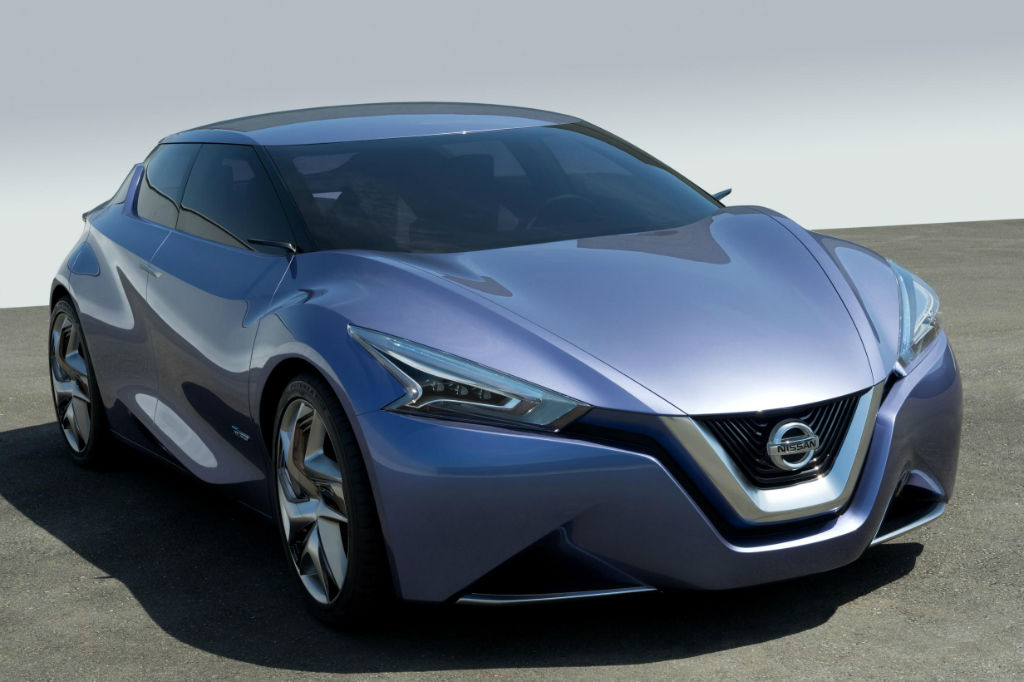 2017 Nissan Friend ME Concept photo - 2