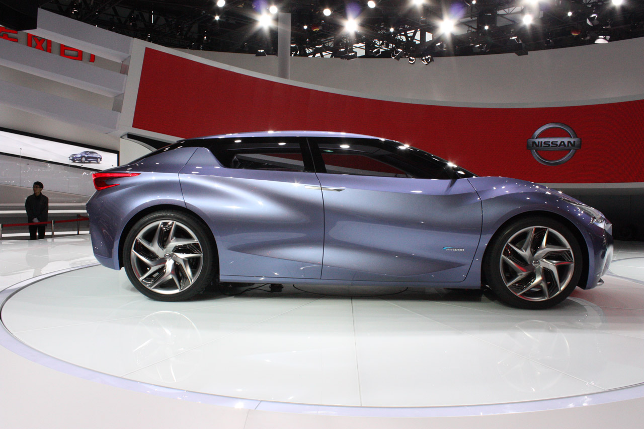 2017 Nissan Friend ME Concept photo - 3
