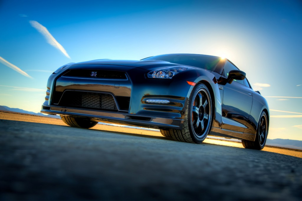 2017 Nissan GT R Track Edition photo - 3