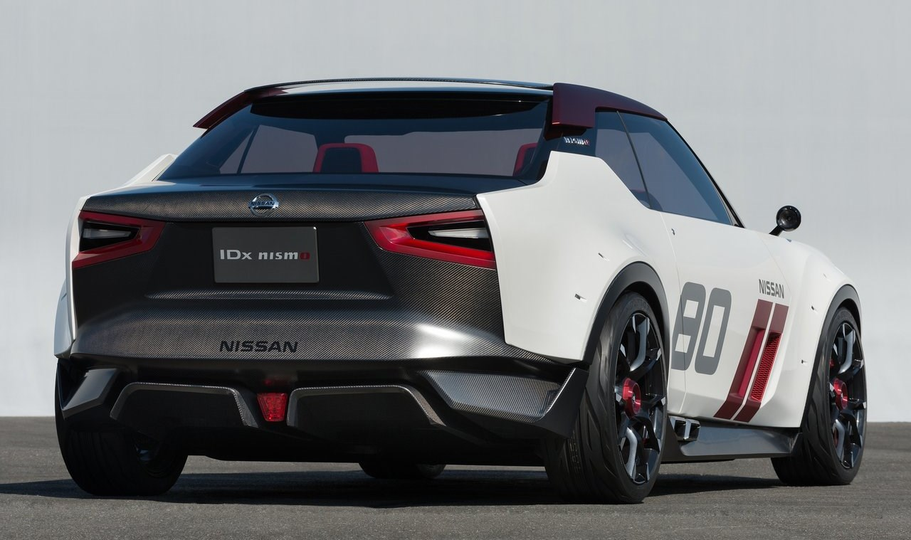 2017 Nissan IDx Nismo Concept photo - 1