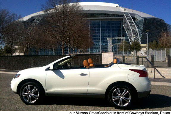 2017 Nissan Murano Crosscabriolet Photo 3