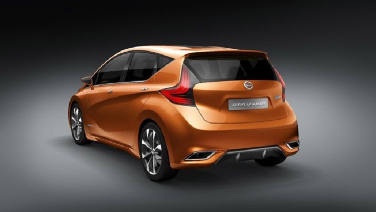 2017 Nissan Note photo - 3