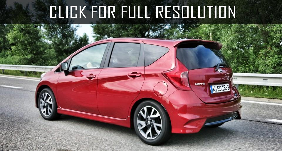 2017 Nissan Note photo - 4