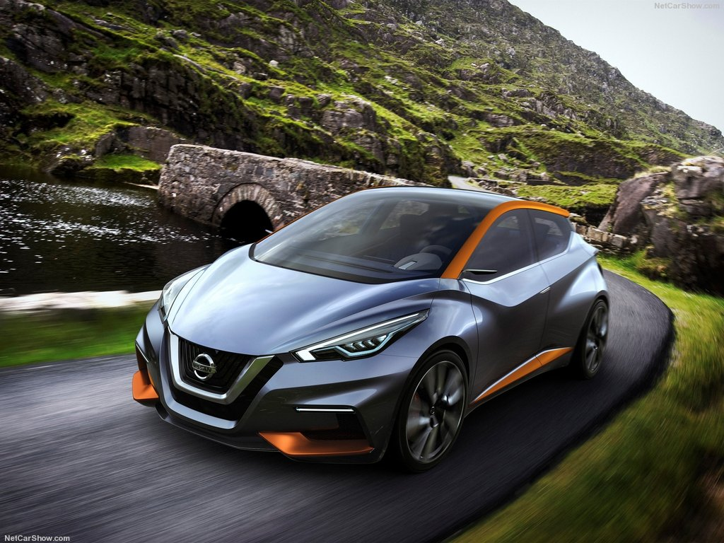2017 Nissan Sway Concept photo - 3