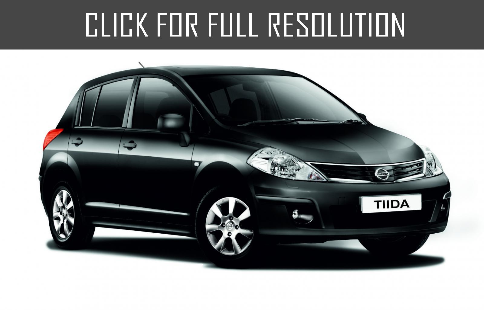 2017 Nissan Tiida photo - 2