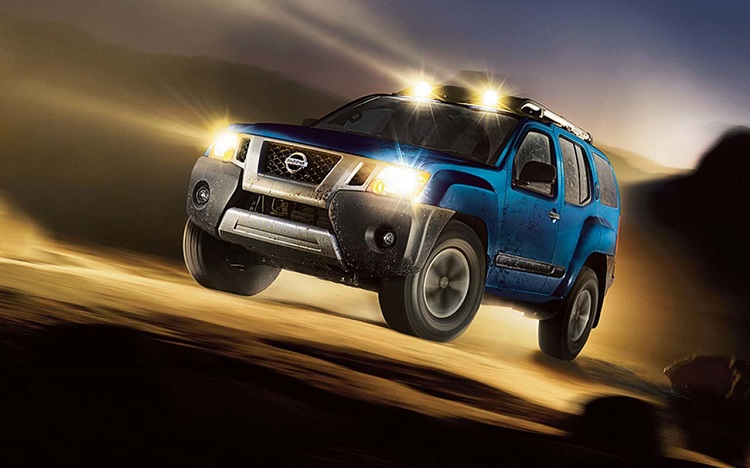 2017 Nissan Xterra photo - 1