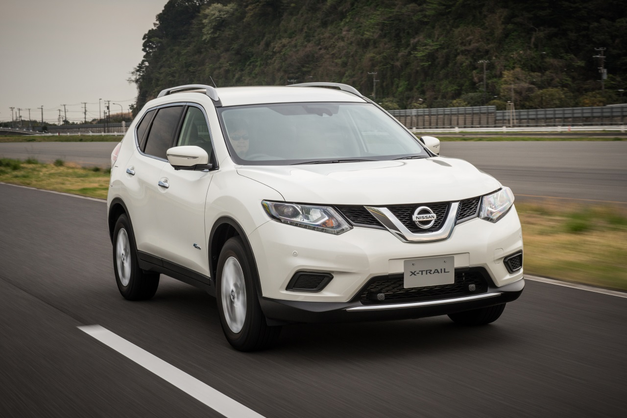 2017 Nissan XTrail photo - 1