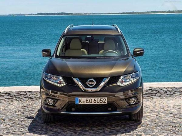 2017 Nissan XTrail S photo - 1