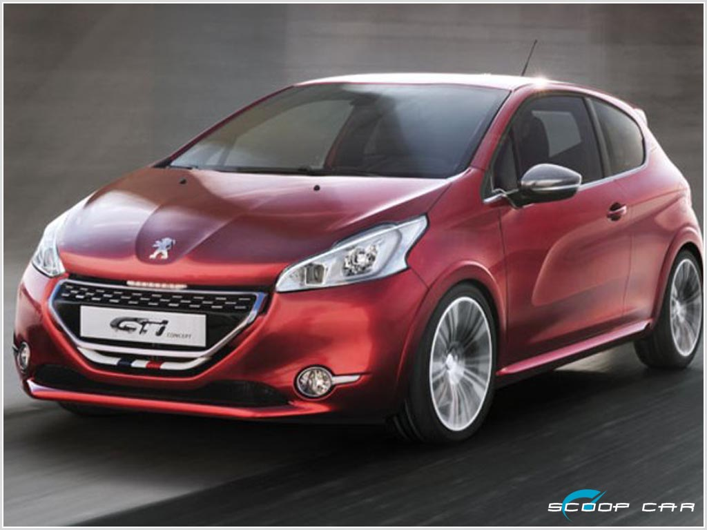 2017 Peugeot 208 GTi Concept | Car Photos Catalog 2018