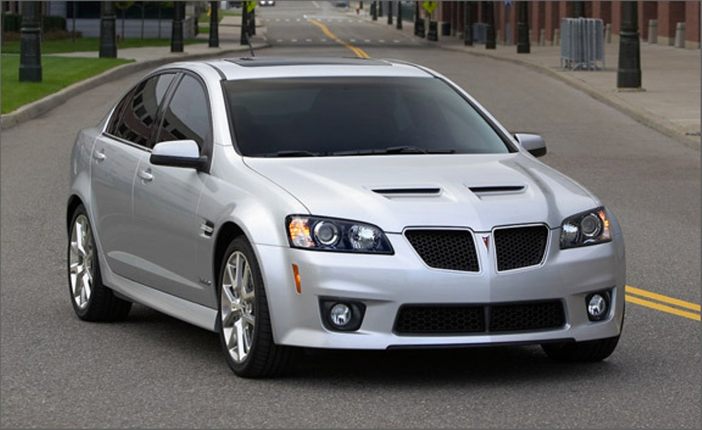 2017 Pontiac G8 GXP photo - 1