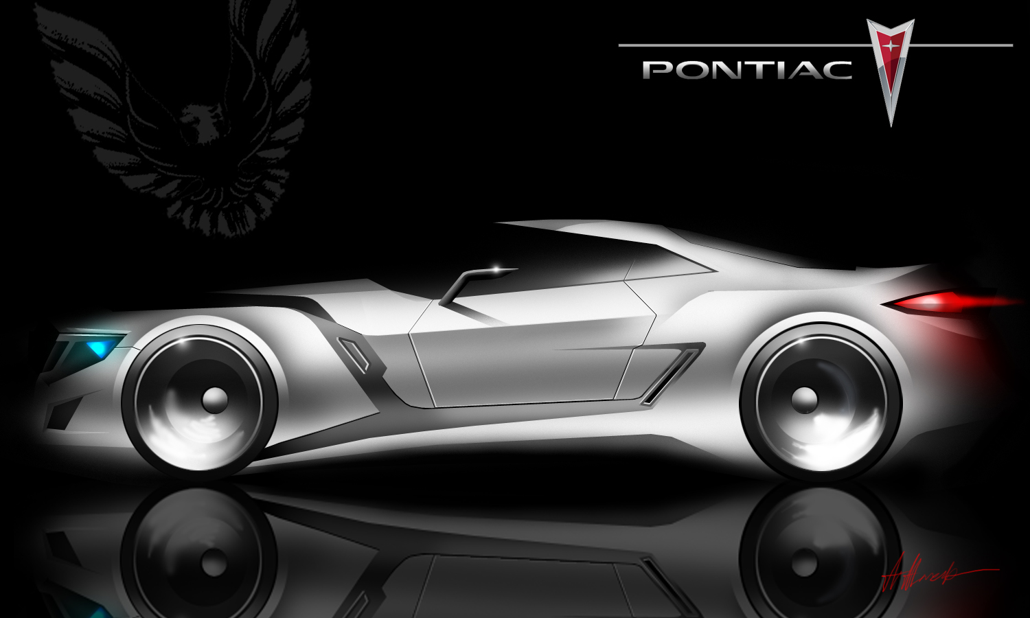 2017 Pontiac GTO Concept photo - 3