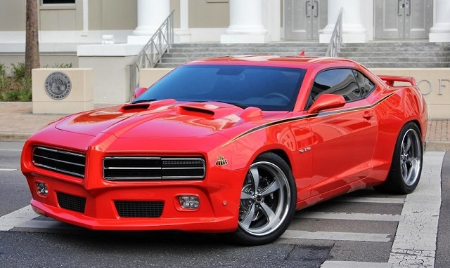 2017 Pontiac GTO Concept photo - 4
