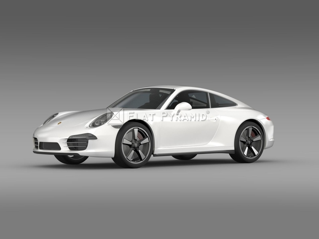2017 Porsche 911 50 Years Edition photo - 3