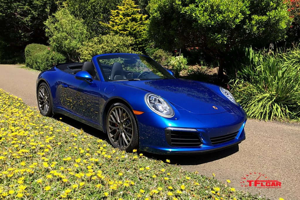 2017 Porsche 911 Carrera S Coupe photo - 1