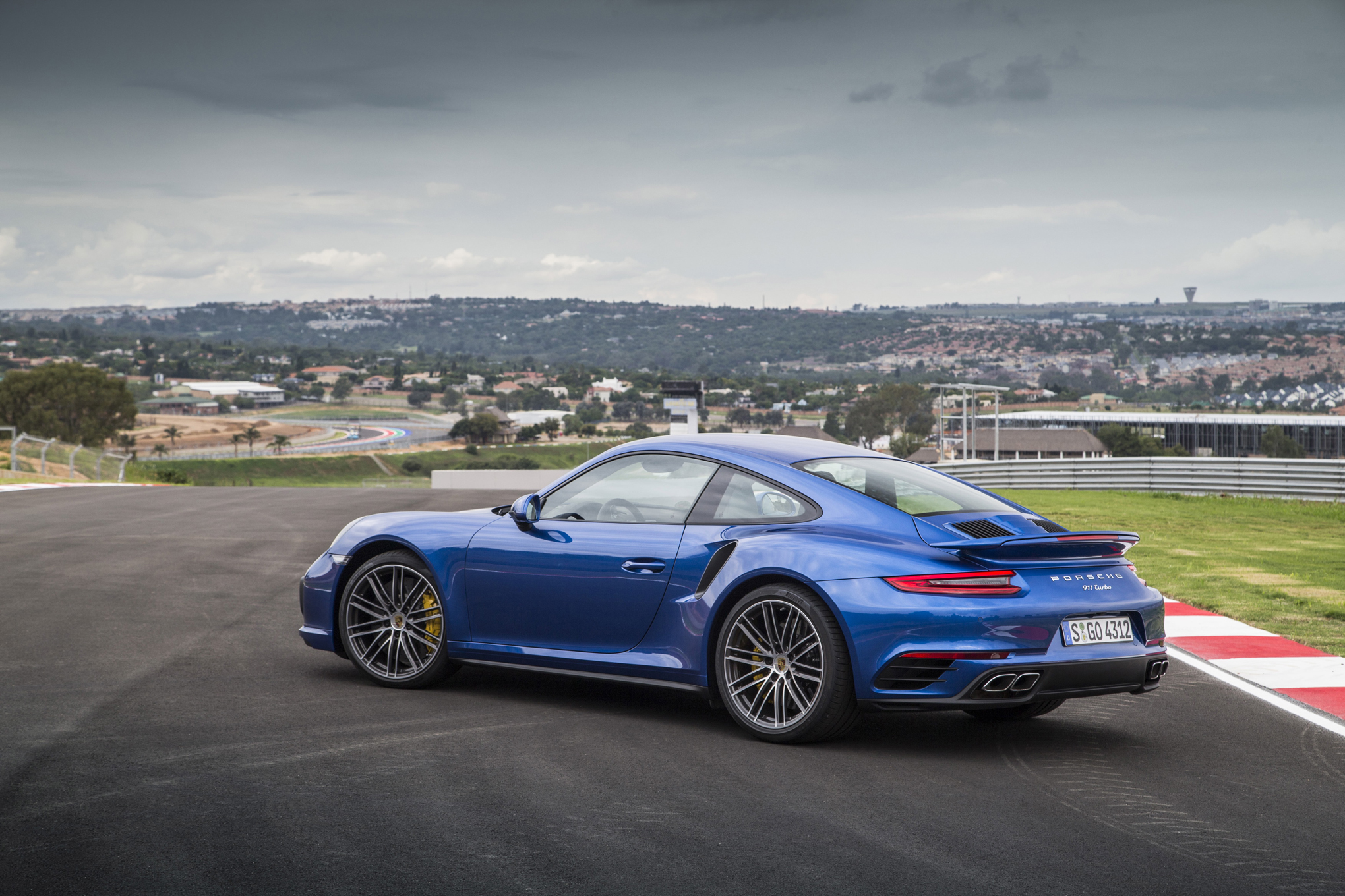 2017 Porsche 911 Turbo Aerokit photo - 1
