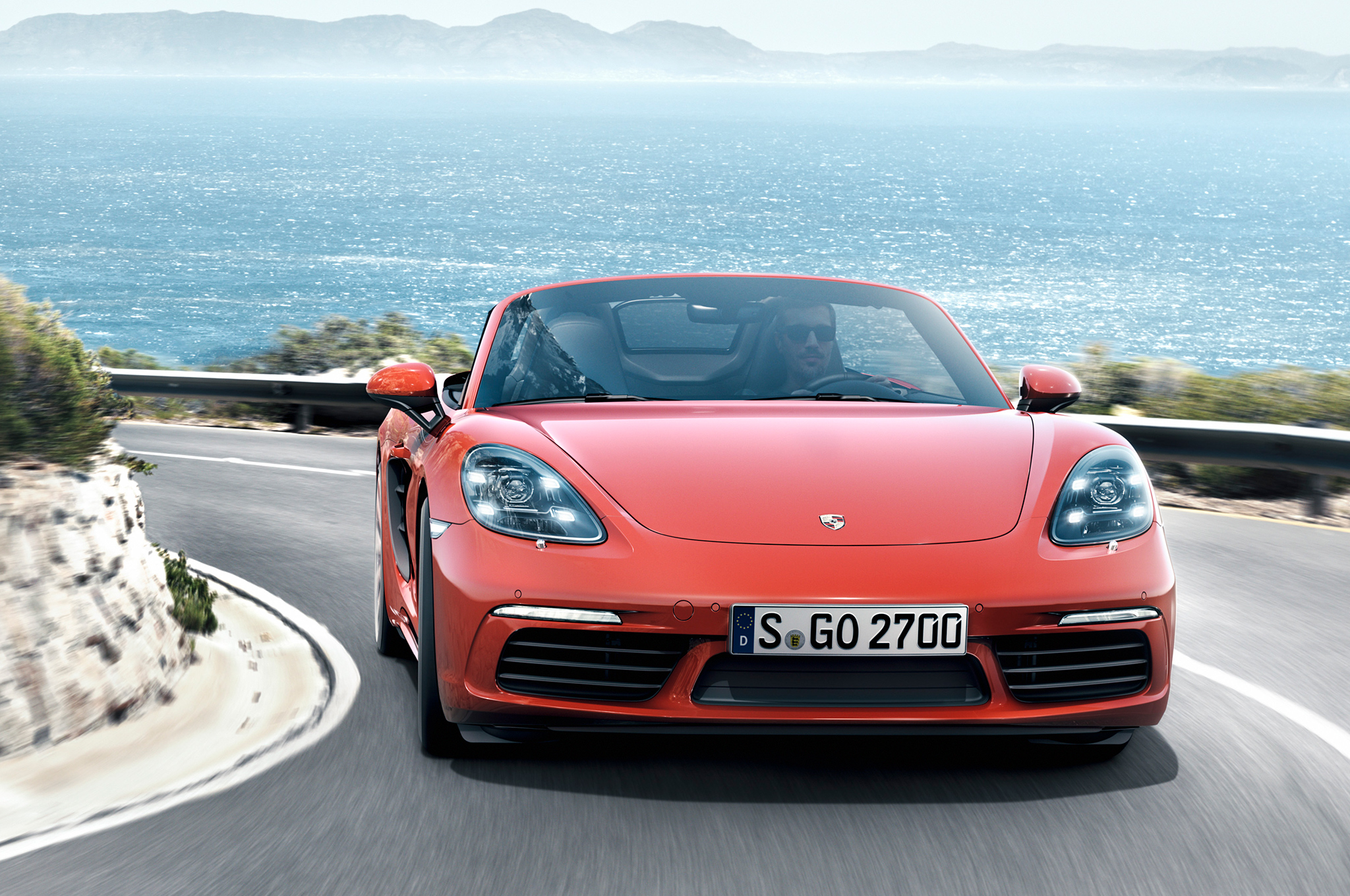 2017 Porsche Boxster photo - 1
