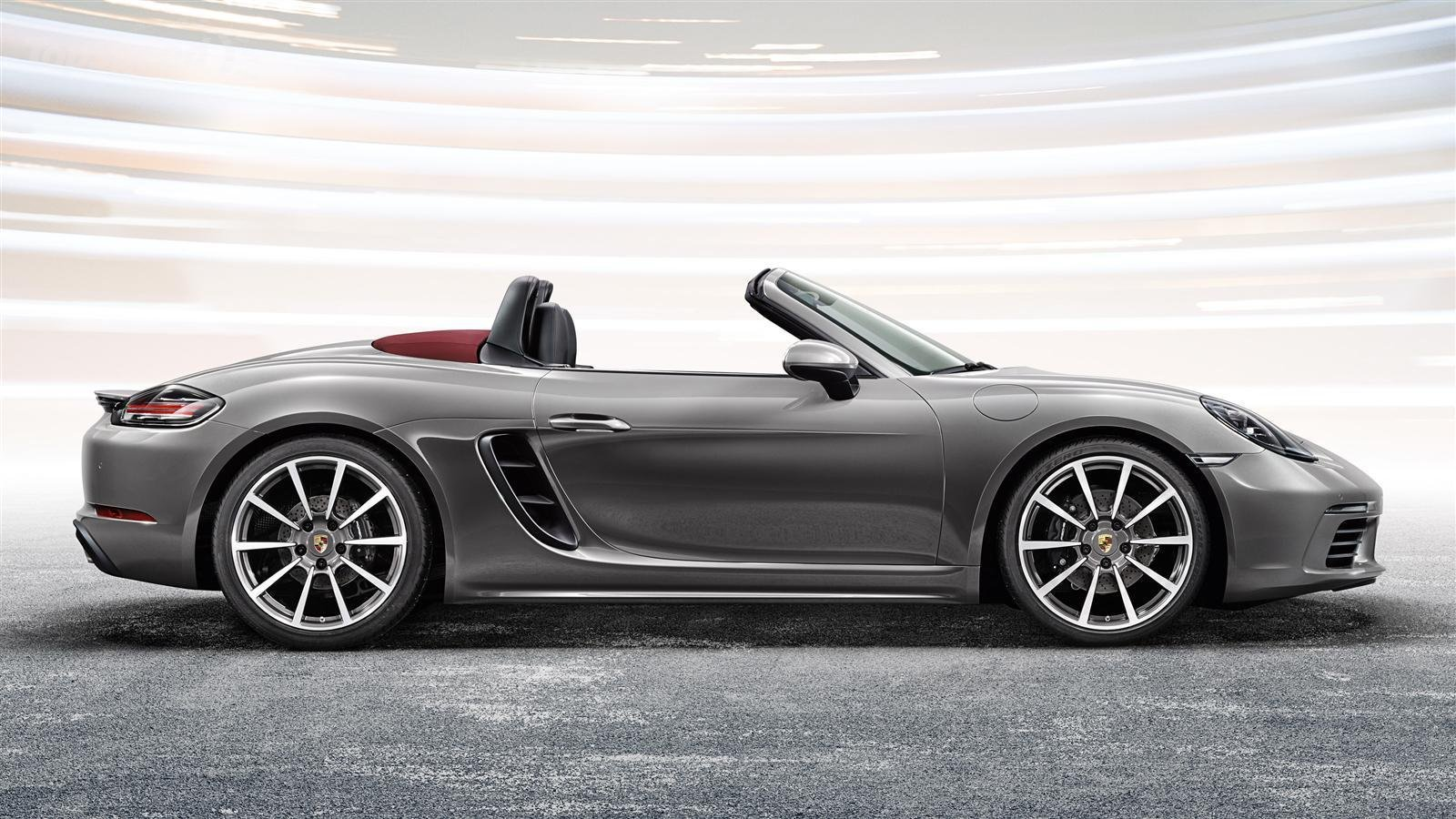 2017 Porsche Boxster S photo - 2