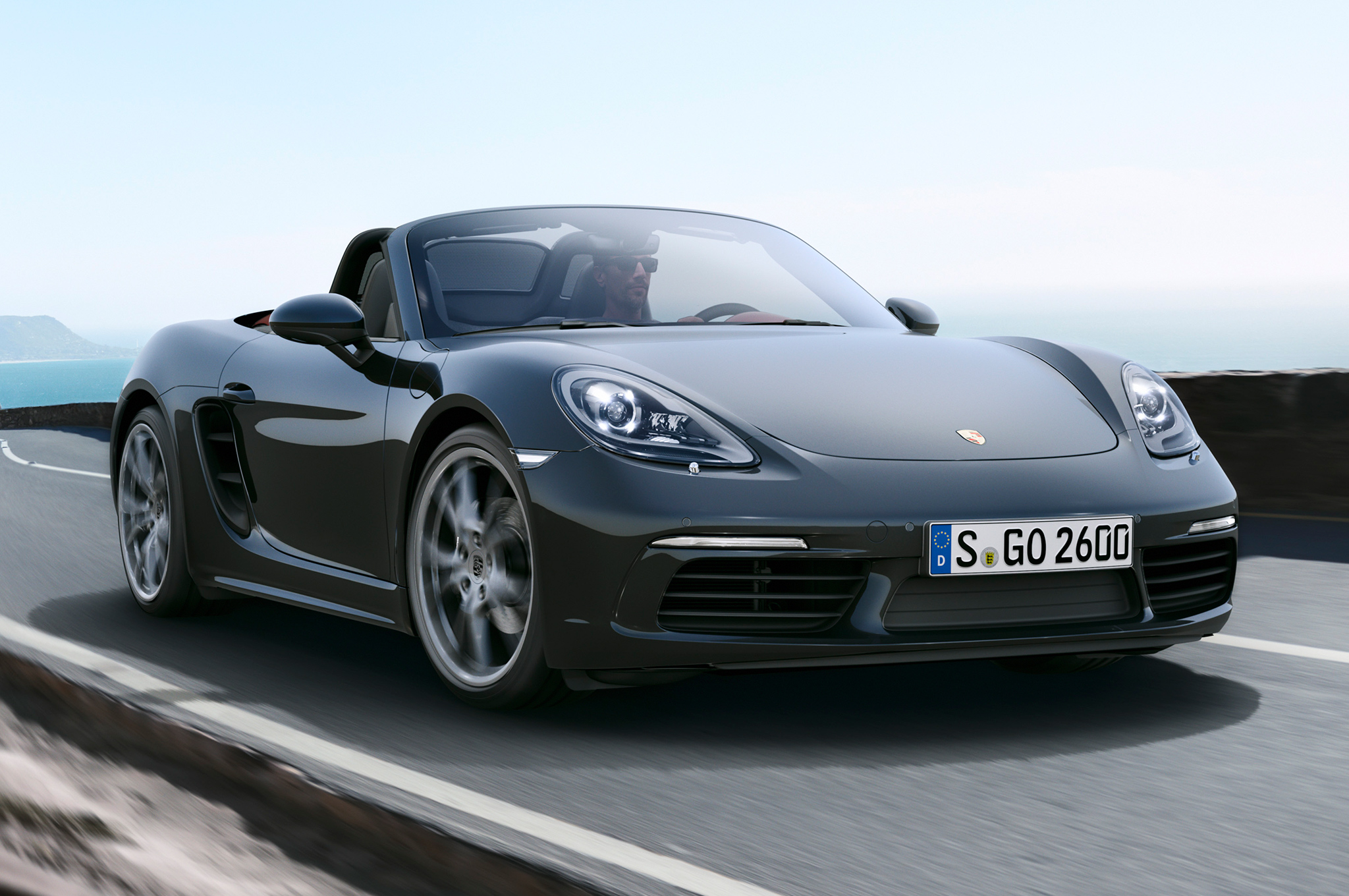 2017 Porsche Boxster S photo - 3