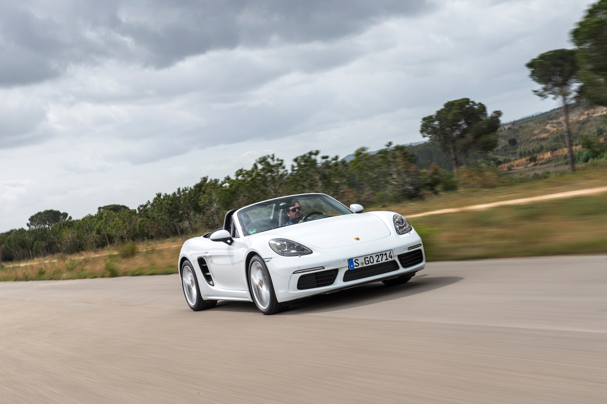 2017 Porsche Boxster S photo - 4