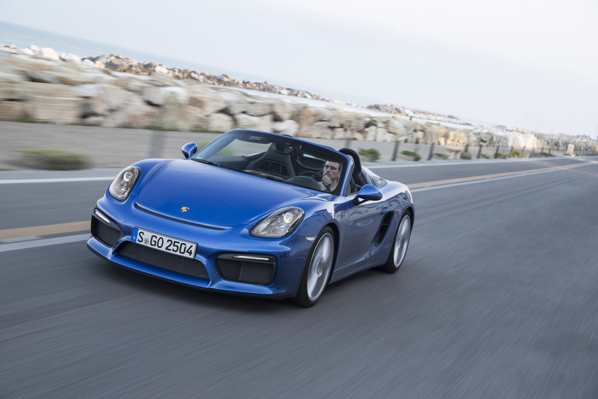 2017 Porsche Boxster Spyder photo - 2
