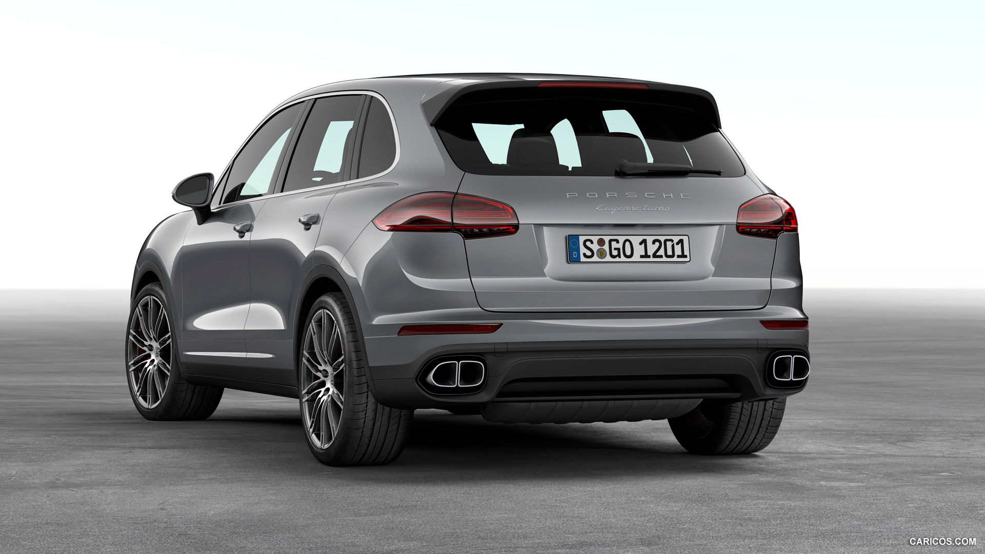 2017 Porsche Cayenne Diesel photo - 2