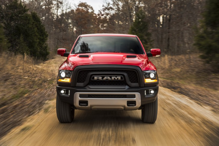 2017 Ram 1500 Rebel photo - 2