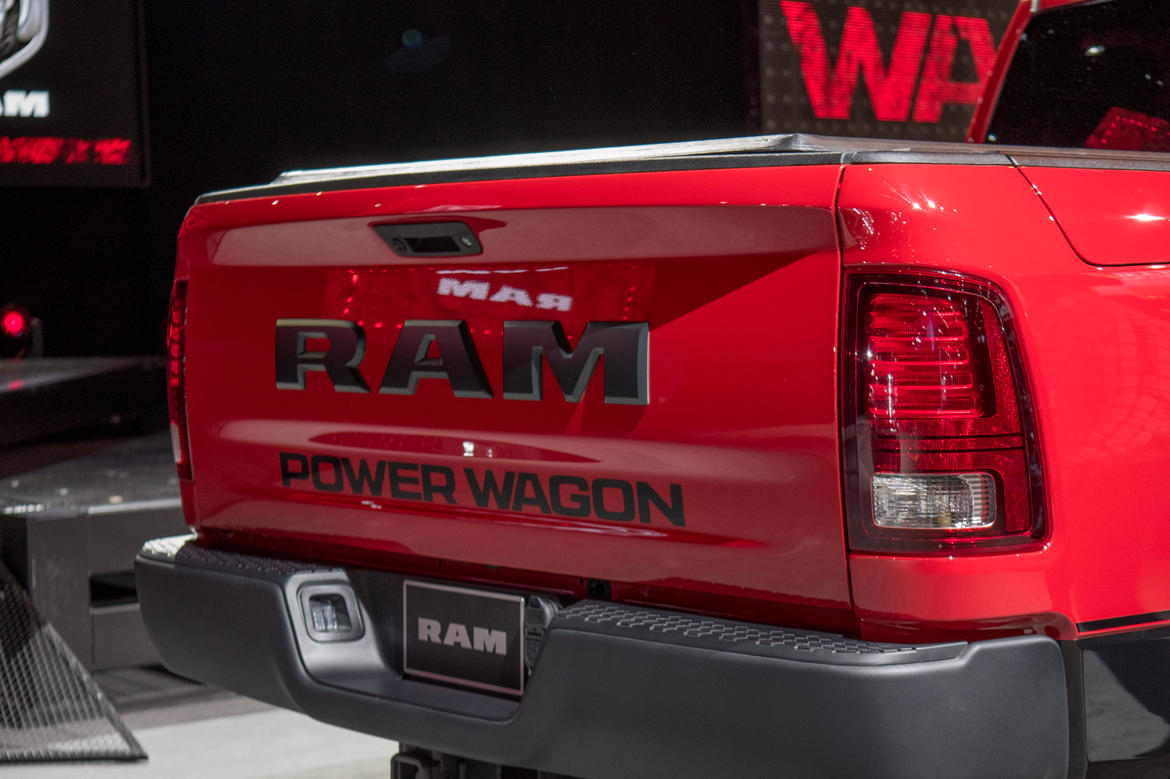 2017 Ram Heavy Duty photo - 2