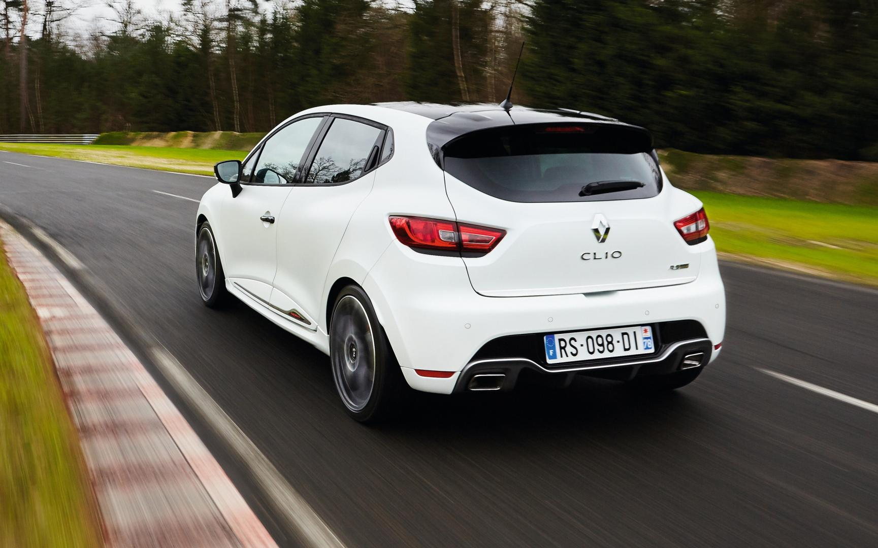 2017 renault clio rs 220 trophy edc car photos catalog 2019