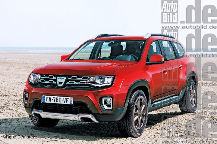 2017 Renault Duster Oroch Concept photo - 3