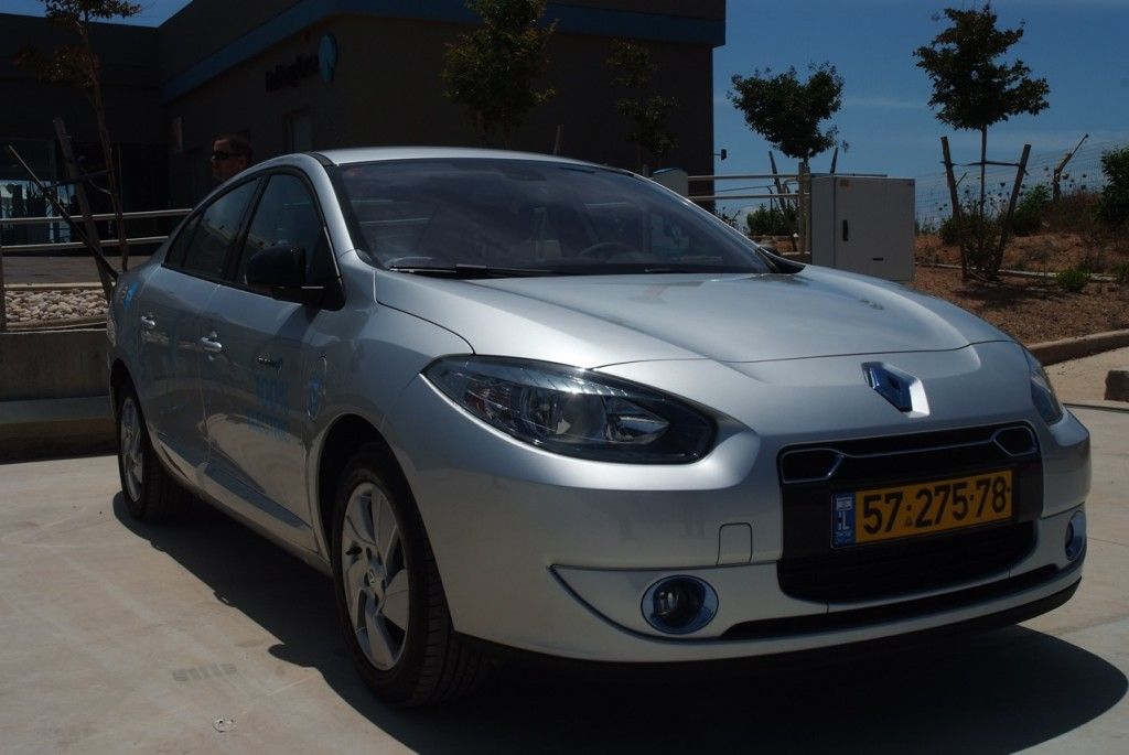 2017 Renault Fluence Concept photo - 1
