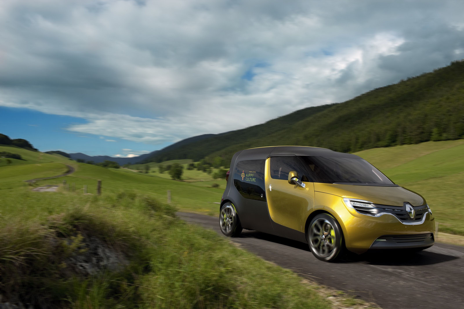 2017 Renault Frendzy Concept photo - 3