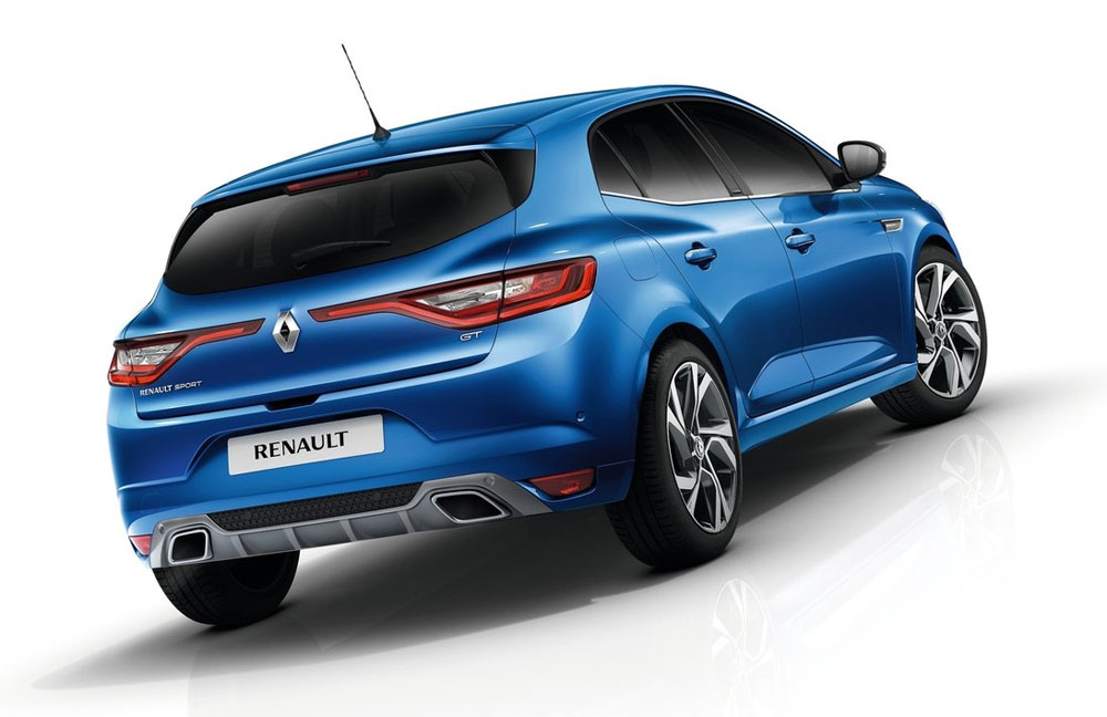 2017 Renault Megane II Hatch photo - 2