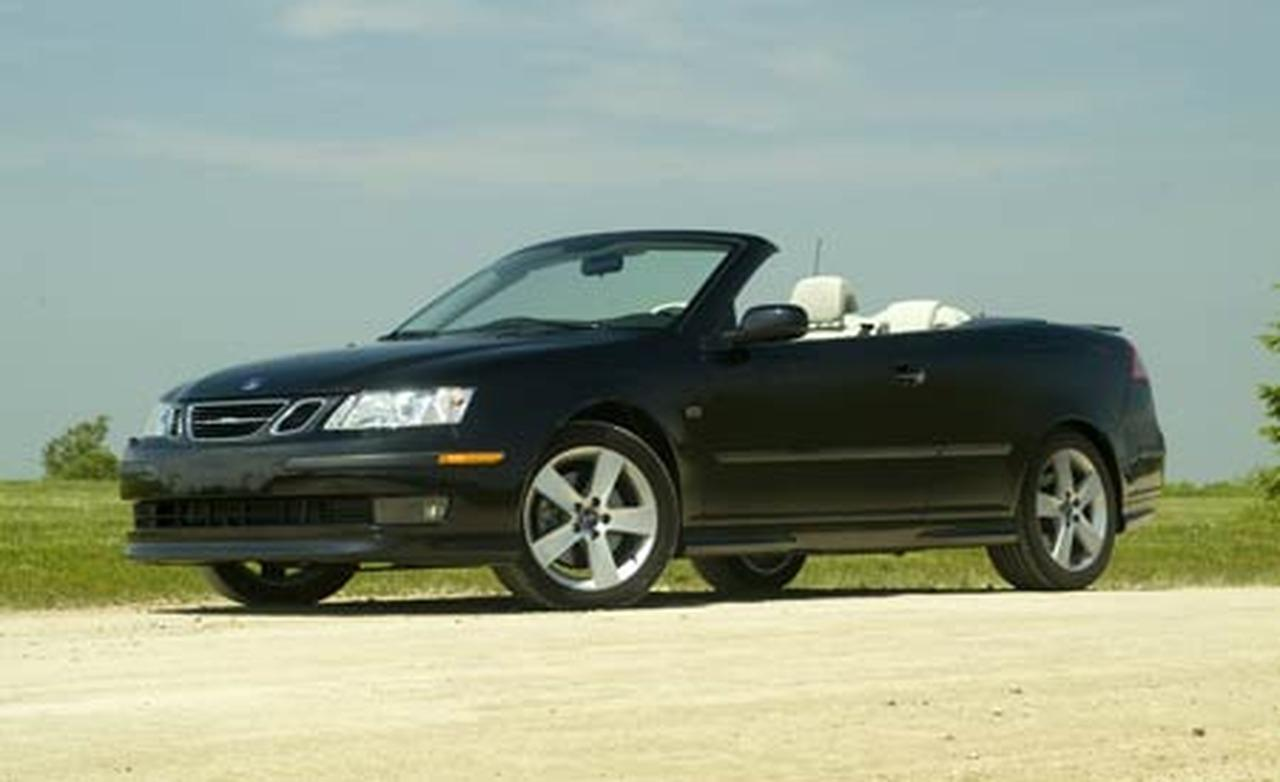2017 Saab 9 3 Convertible Photo