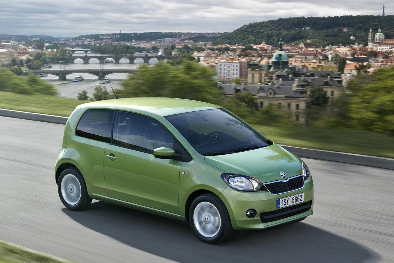 2017 Skoda Citigo photo - 1