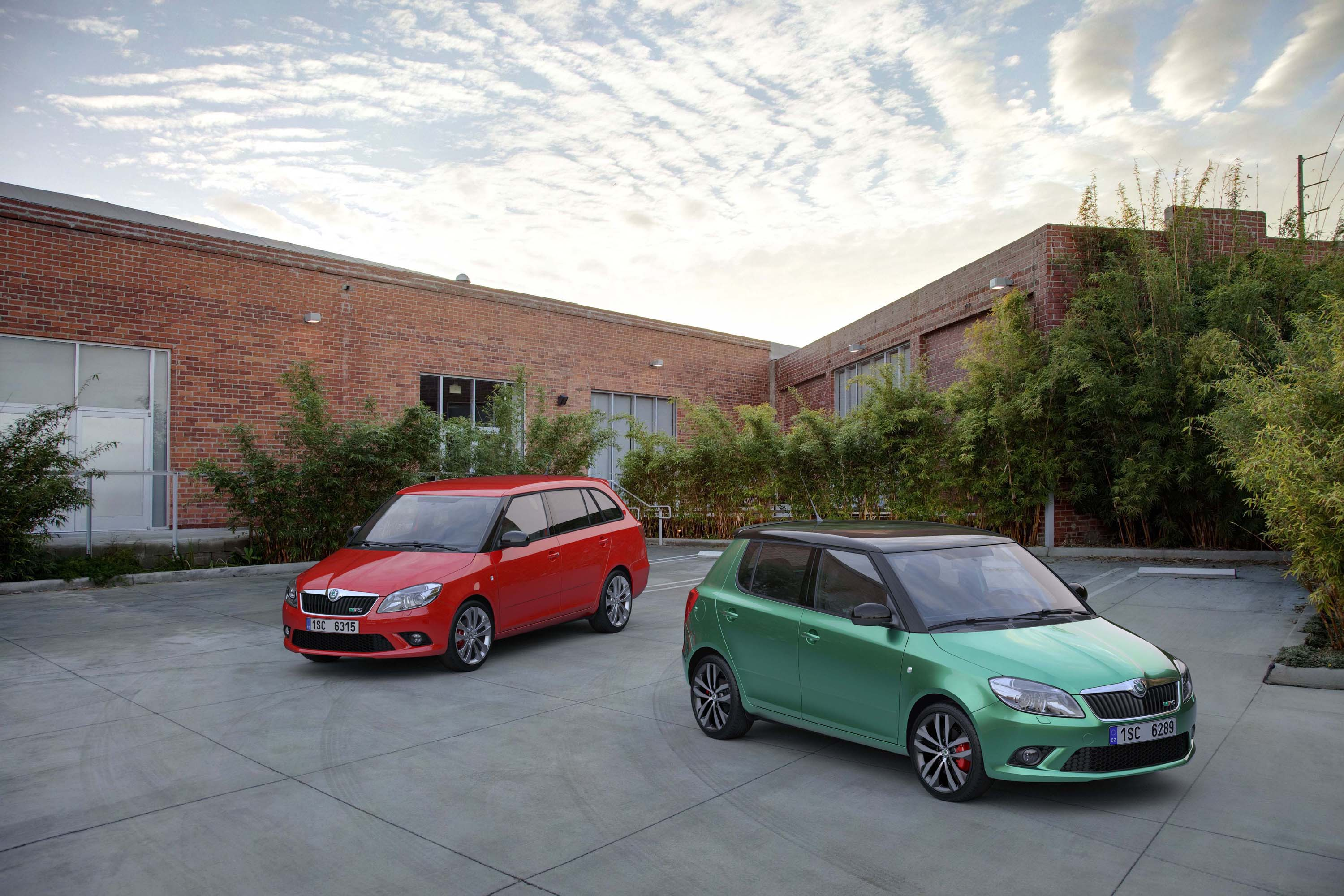 2017 Skoda Fabia Sketches photo - 1