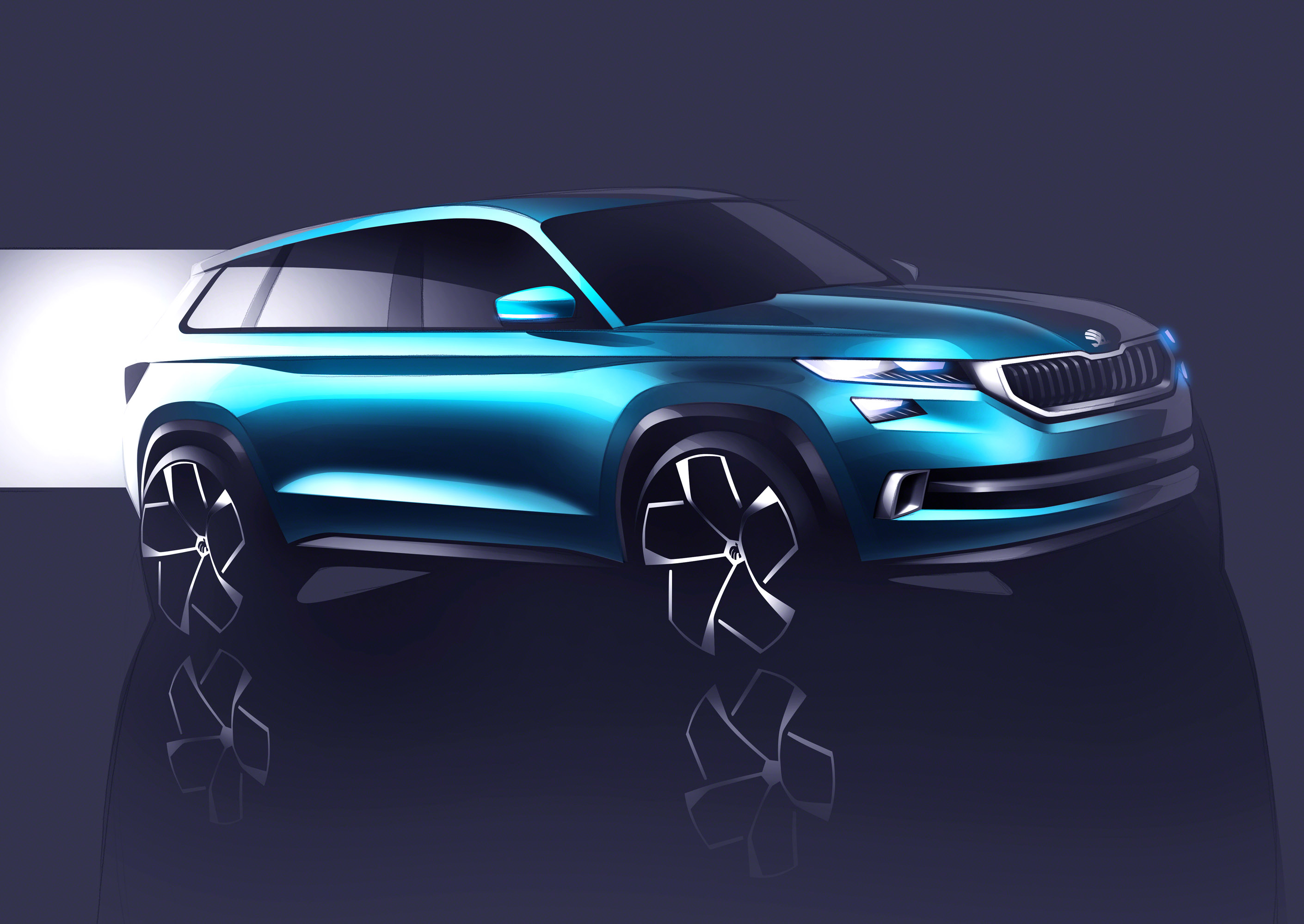 2017 Skoda Fabia Sketches photo - 4