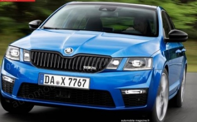 2017 Skoda Octavia Car Photos Catalog 2018