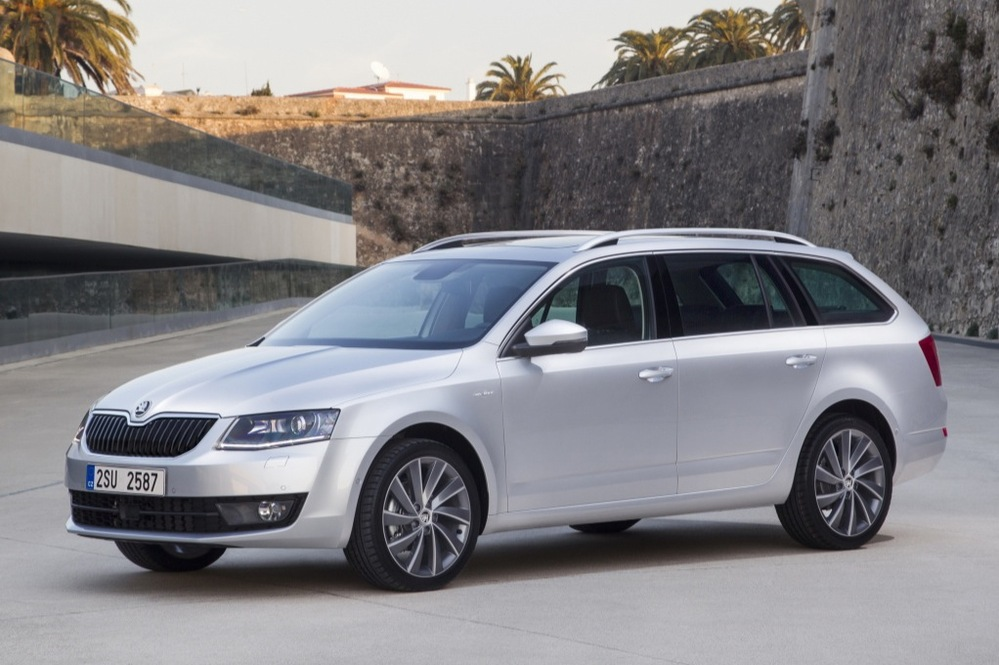 2017 Skoda Octavia L and K photo - 1
